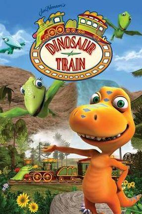 Poster: Dino-Zug
