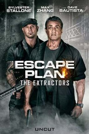Poster: Escape Plan: The Extractors