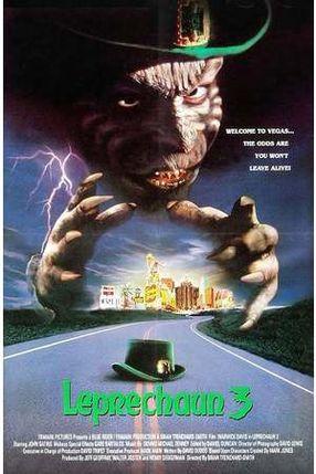 Poster: Leprechaun 3 - Tödliches Spiel in Las Vegas