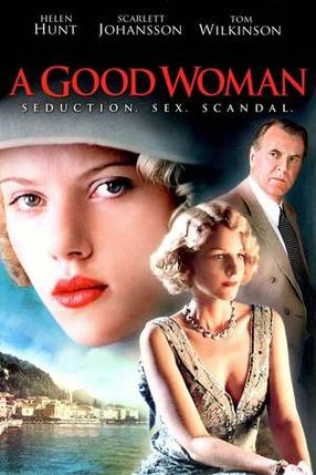 Poster: Good Woman - Ein Sommer in Amalfi