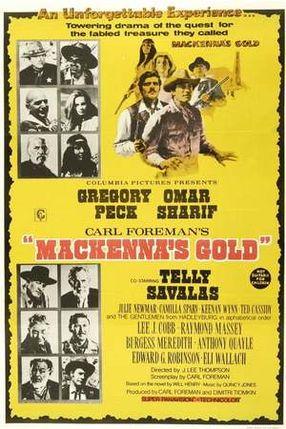 Poster: Mackenna's Gold