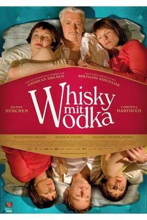 Poster: Whisky mit Wodka