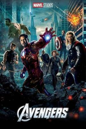 Poster: Marvel's The Avengers