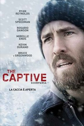 Poster: The Captive - Spurlos verschwunden