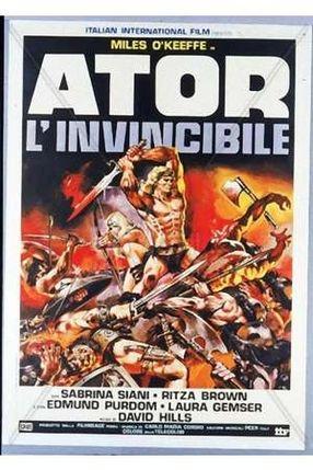 Poster: Ator - Herr des Feuers