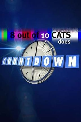 Poster: 8 Out of 10 Cats Does Countdown