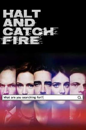 Poster: Halt and Catch Fire