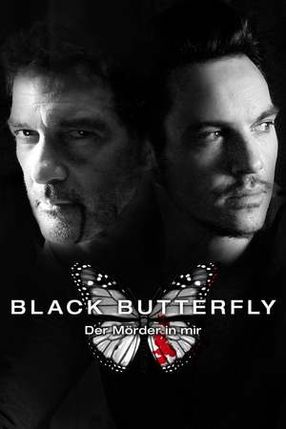 Poster: Black Butterfly