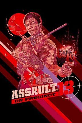 Poster: Assault - Anschlag bei Nacht