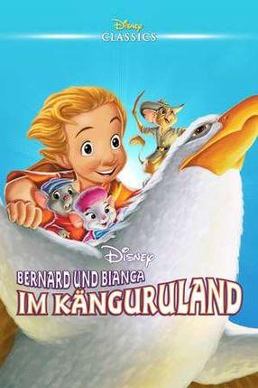 Poster: Bernard & Bianca im Känguruland