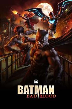 Poster: Batman: Bad Blood