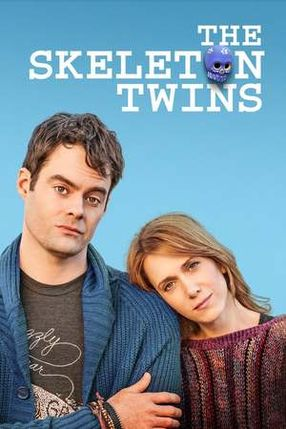 Poster: The Skeleton Twins