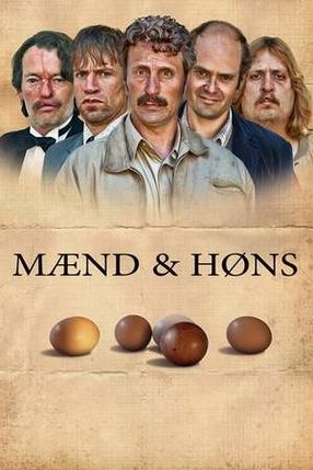 Poster: Men & Chicken