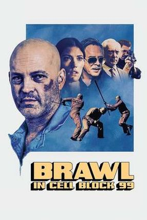 Poster: Brawl in Cell Block 99