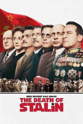Poster: The Death of Stalin