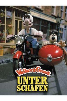 Poster: Wallace & Gromit - Unter Schafen