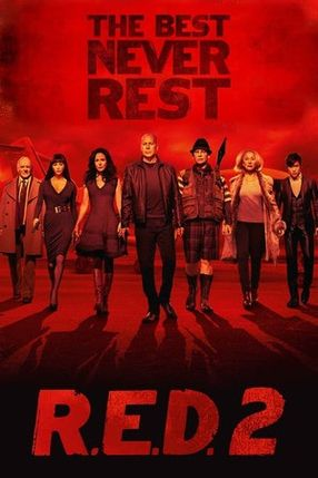Poster: R.E.D. 2 - Noch Älter. Härter. Besser.