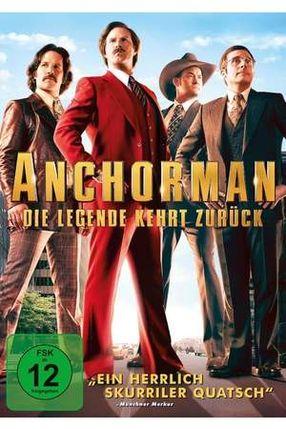 Poster: Anchorman - Die Legende kehrt zurück