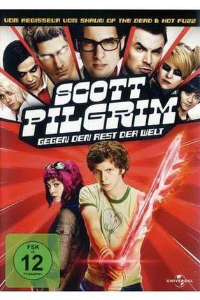 Poster: Scott Pilgrim gegen den Rest der Welt