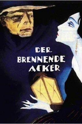 Poster: Der brennende Acker