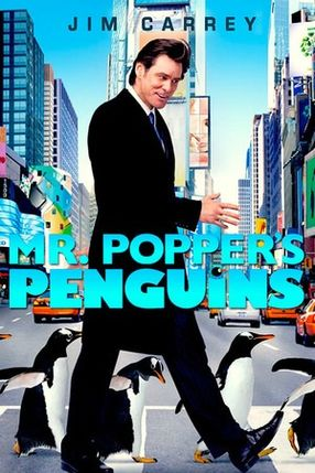 Poster: Mr. Poppers Pinguine