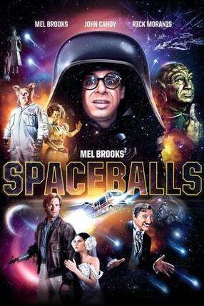 Poster: Spaceballs