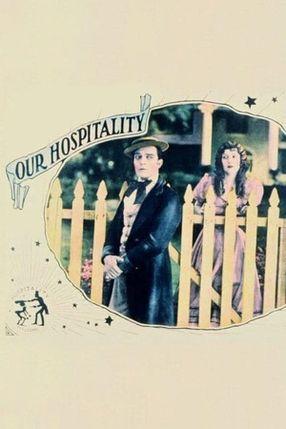 Poster: Die verflixte Gastfreundschaft