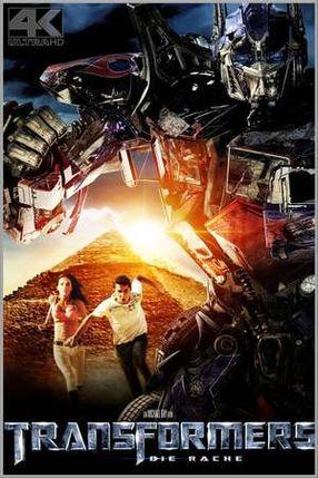 Poster: Transformers - Die Rache