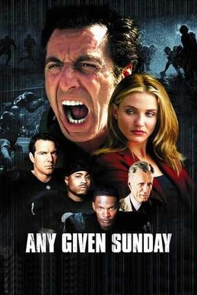 Poster: An jedem verdammten Sonntag
