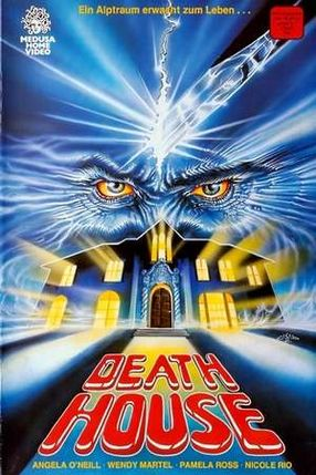 Poster: Death House