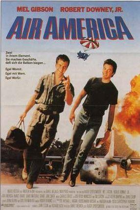 Poster: Air America