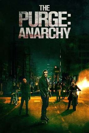 Poster: The Purge: Anarchy