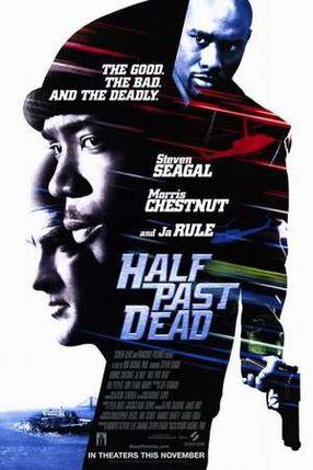 Poster: Halbtot - Half Past Dead