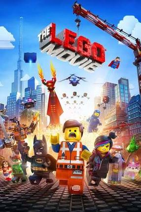 Poster: The Lego Movie