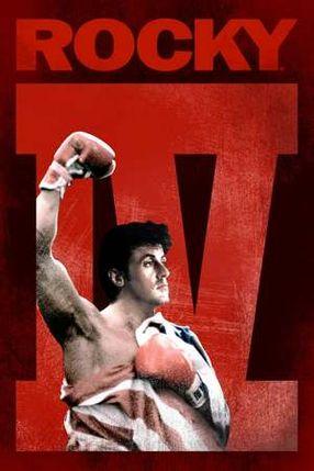 Poster: Rocky IV - Der Kampf des Jahrhunderts