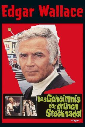 Poster: Edgar Wallace - Das Geheimnis der grünen Stecknadel