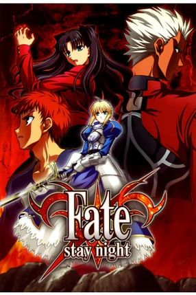 Poster: Fate/Stay Night