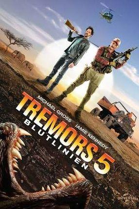 Poster: Tremors 5 - Blutlinien