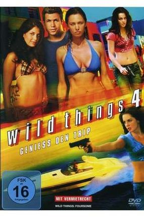 Poster: Wild Things 4