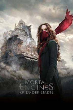 Poster: Mortal Engines: Krieg der Städte