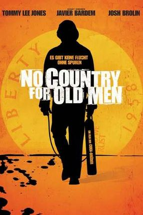 Poster: No Country for Old Men