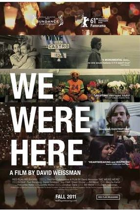 Poster: We Were Here