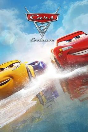 Poster: Cars 3: Evolution
