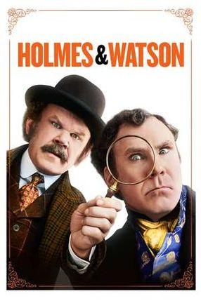 Poster: Holmes & Watson