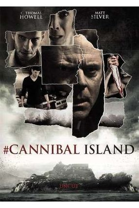 Poster: #Cannibal Island