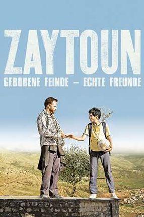 Poster: Zaytoun - Geborene Feinde, echte Freunde