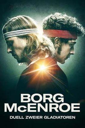 Poster: Borg McEnroe - Duell zweier Gladiatoren