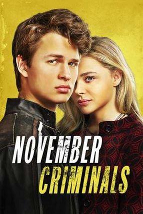 Poster: November Criminals