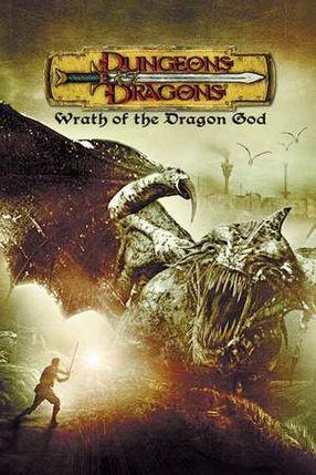 Poster: Dungeons & Dragons - Die Macht der Elemente