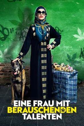 Poster: Eine Frau mit berauschenden Talenten